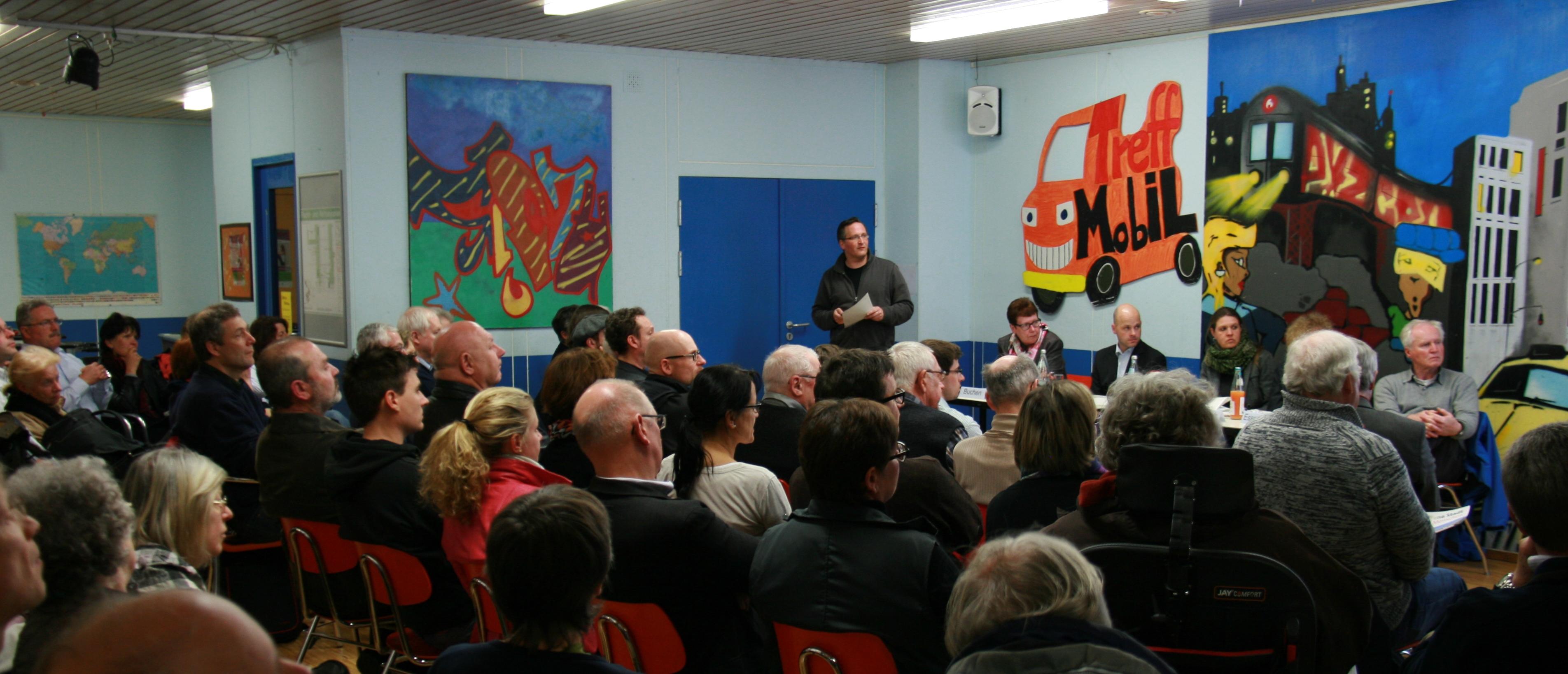 Bürgergespräch der SPD-Fraktion in Haslach
