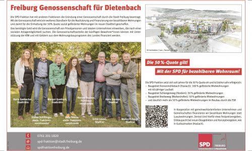 Genossenschaft für Dietenbach