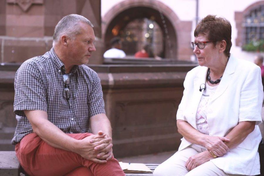 Renate Buchen und Walter Krögner
